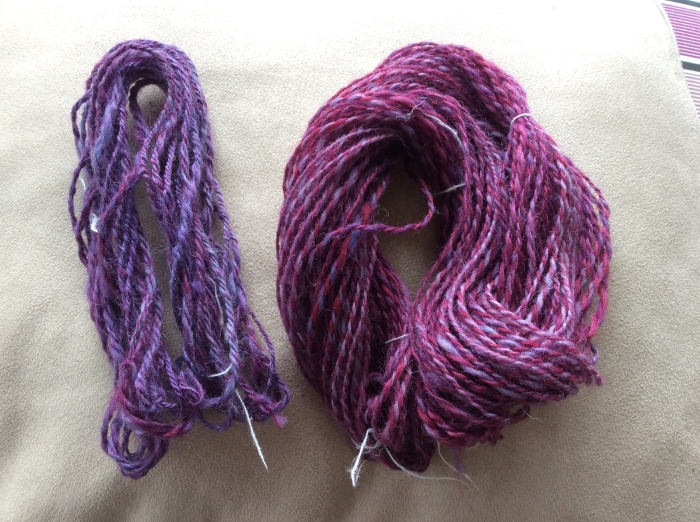 My first attempts at dyeing – Part 2