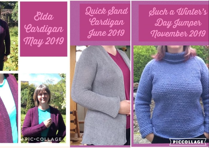 2019 Knitted Garments